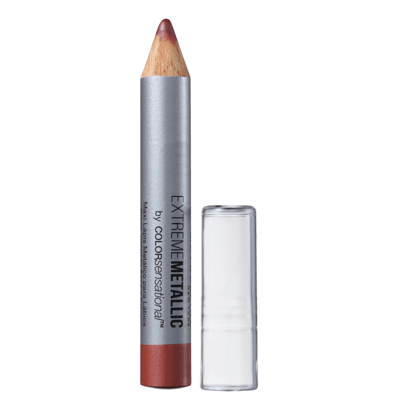 Maybelline Extreme Metallic by Color Sensational 100 Minhas Regras - Batom Metálico 1,5g