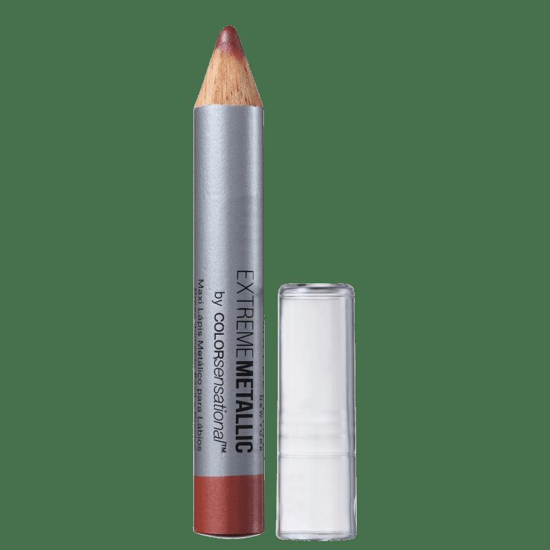 Maybelline Extreme Metallic by Color Sensational 100 Minhas Regras - Batom Metálico 1,5g