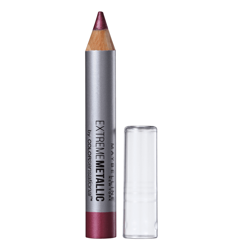 Maybelline Extreme Metallic by Color Sensational 110 Agora ou Nunca - Batom Metálico 1,5g