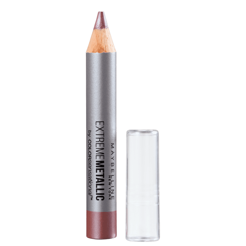 Maybelline Extreme Metallic by Color Sensational 140 Aceita - Batom Metálico 1,5g