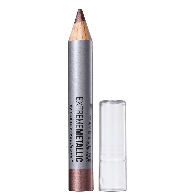 Maybelline Extreme Metallic by Color Sensational 90 Deixa Brilhar - Batom Metálico 1,5g