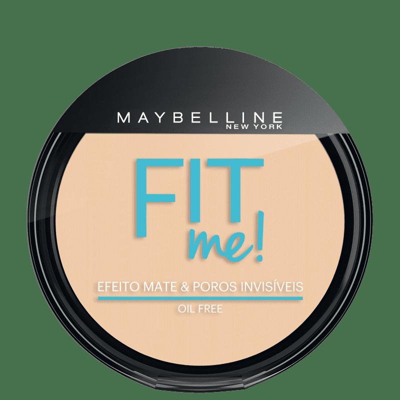 Maybelline Fit Me! 000 Translúcido Essencial - Pó Compacto Translúcido