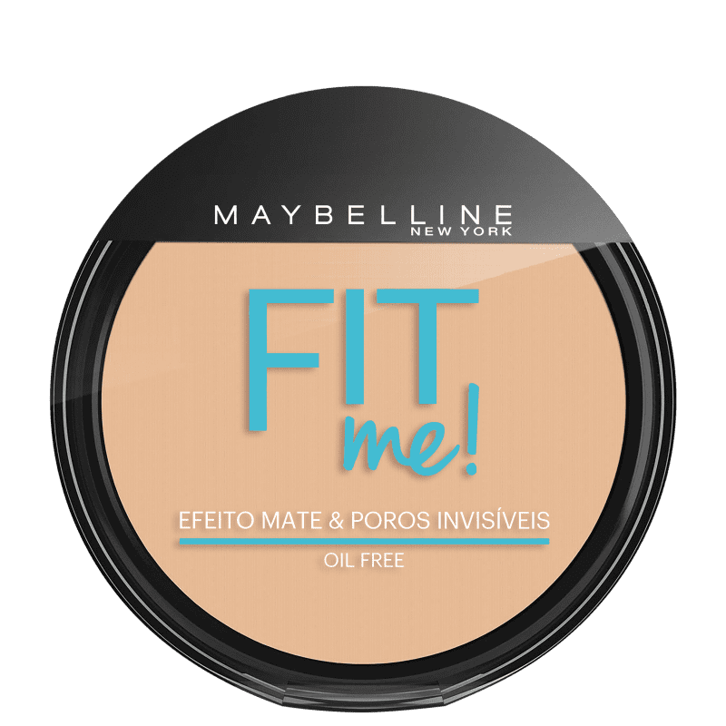 Maybelline Fit Me! 110 Claro Real - Pó Compacto