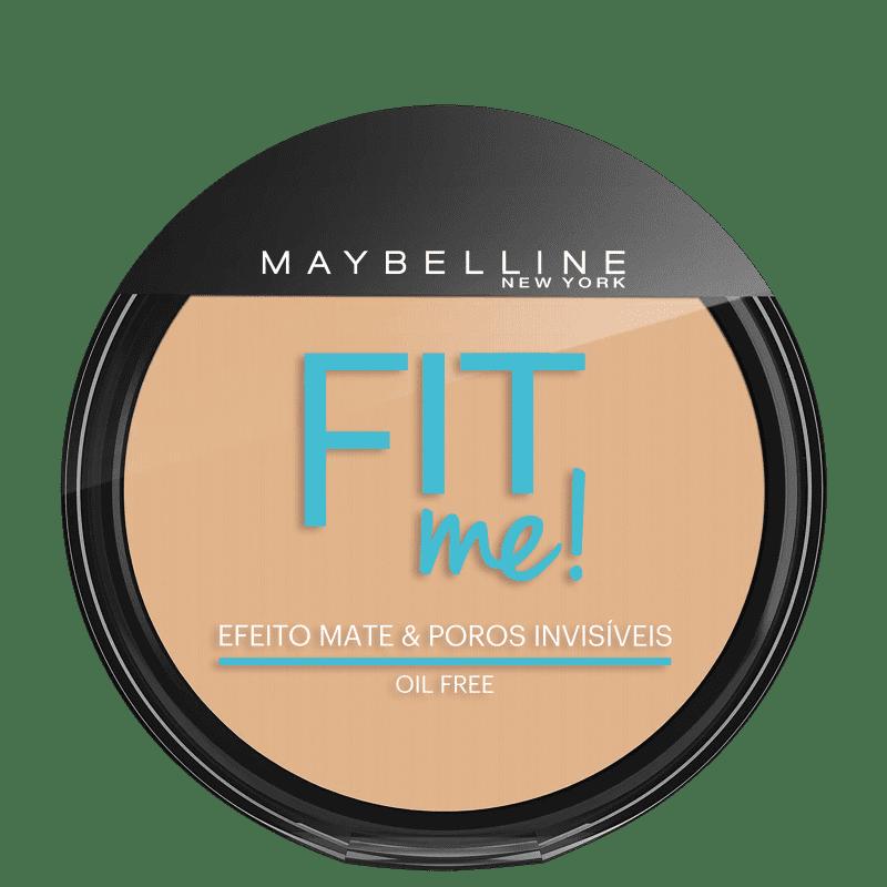 Maybelline Fit Me! 130 Claro Diferente - Pó Compacto