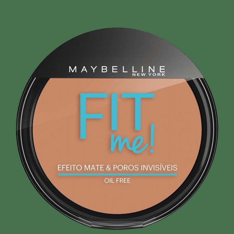 Maybelline Fit Me! 210 Médio Verdadeiro - Pó Compacto