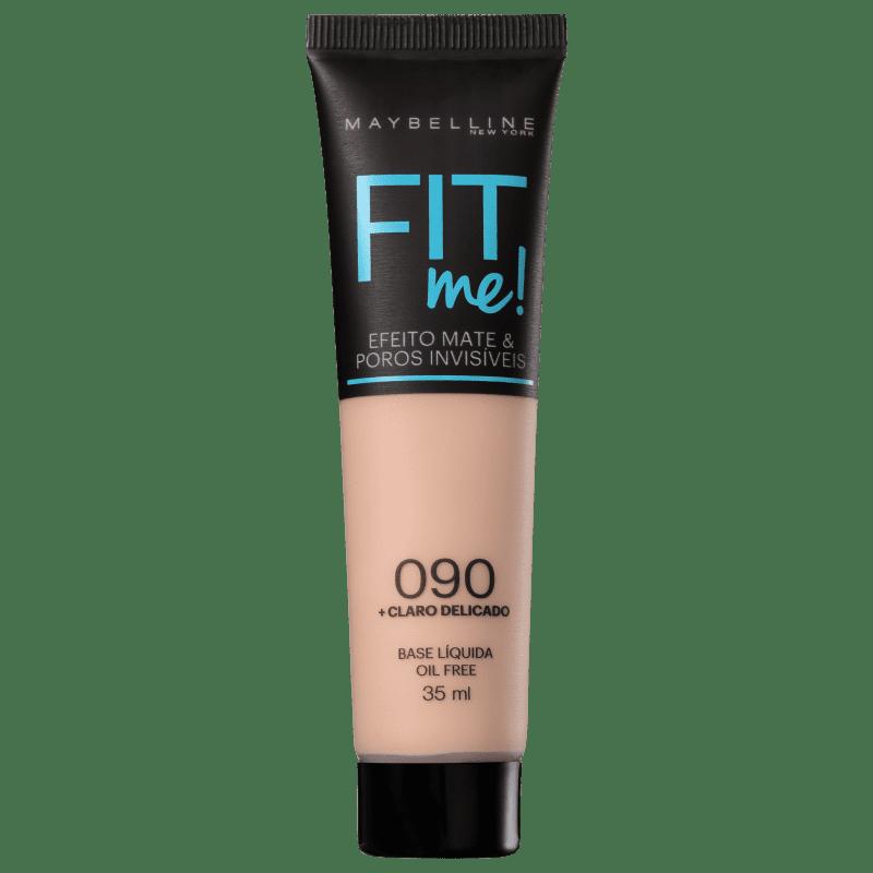 Maybelline Fit Me! Toque Matte + Fresh 090 - Base Líquida 35ml