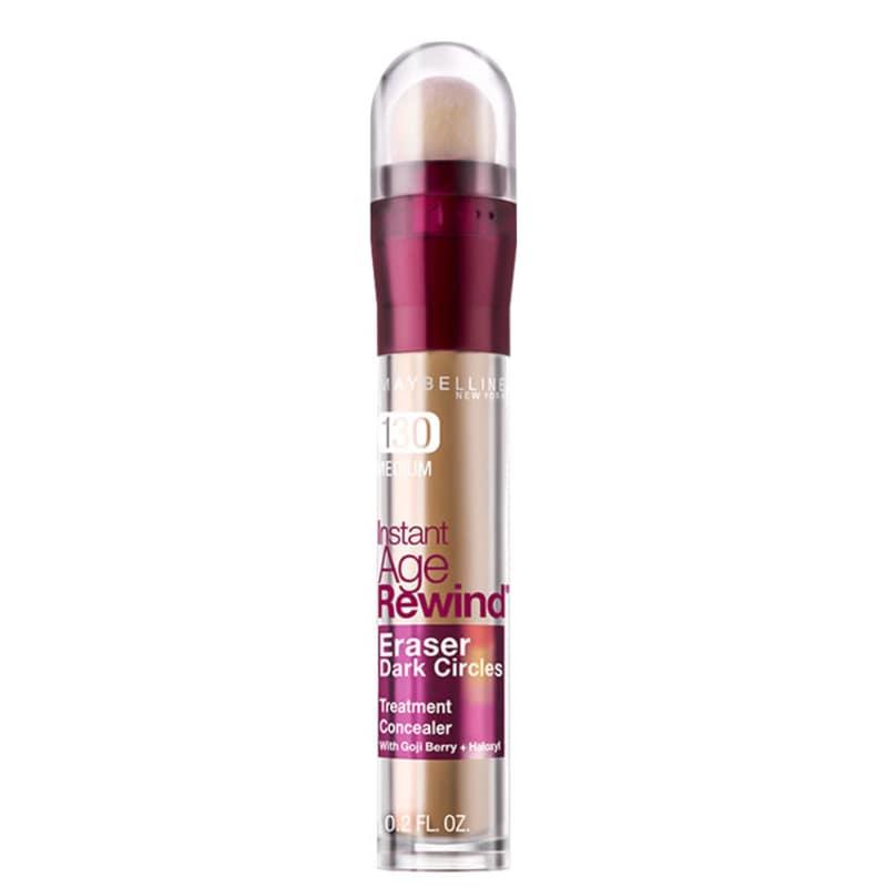 Maybelline Instant Age Rewind Eraser Dark Circles 130 Honey - Corretivo Líquido 5,9ml