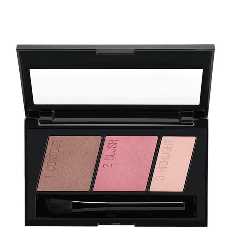 Maybelline Master Contour Kit Light Medium - Paleta de Contorno 9,7g