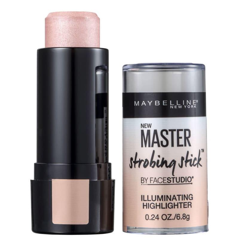 Maybelline Master Strobing Stick Light Iridescent 100 - Iluminador Cintilante 6,8g
