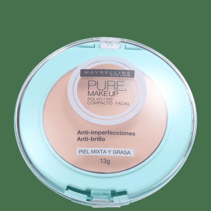 Maybelline Pure Makeup Natural - Pó Compacto Natural 13g