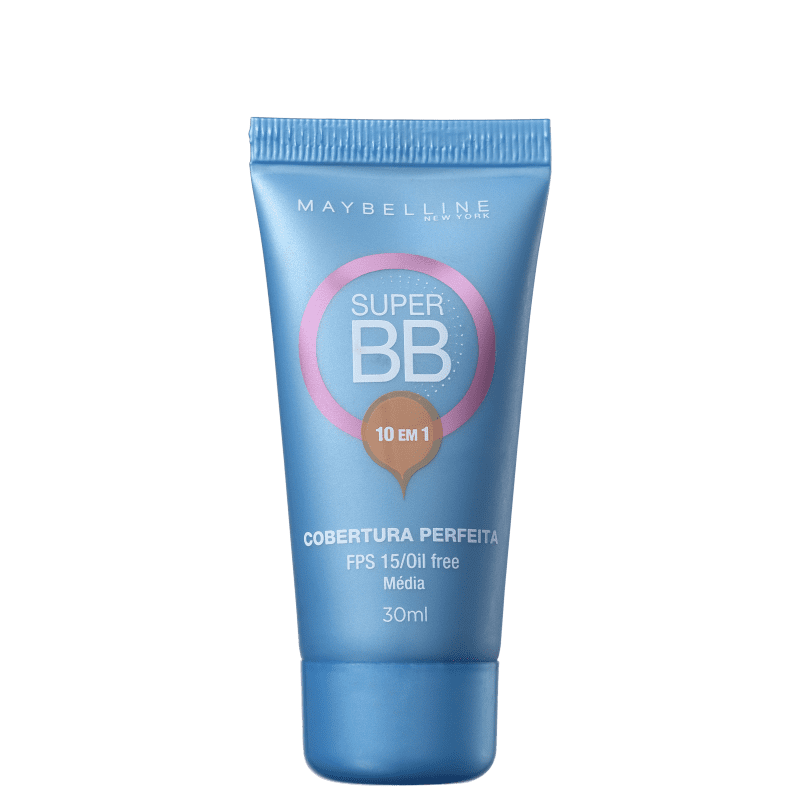 Maybelline Super BB Cream Médio - BB Cream 30ml