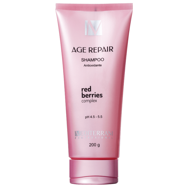 Mediterrani Age Repair - Shampoo 200g