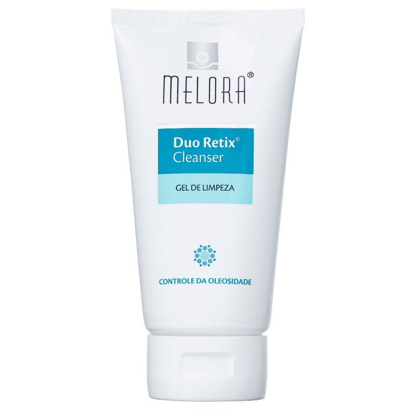 Melora Duo Retix Cleanser - Gel de Limpeza Facial 150ml