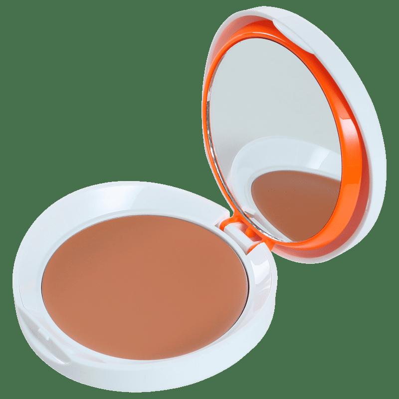 Melora Heliocare Max Defense Compacto Brown FPS 50 - Protetor Solar com Cor 10g