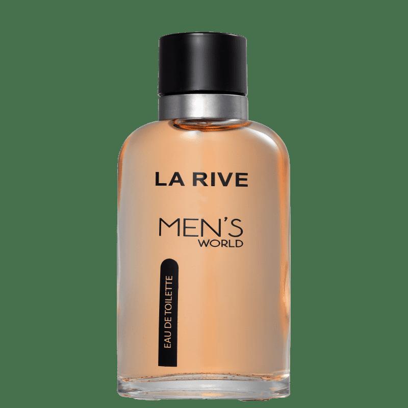 Men's World La Rive Eau de Toilette - Perfume Masculino 90ml