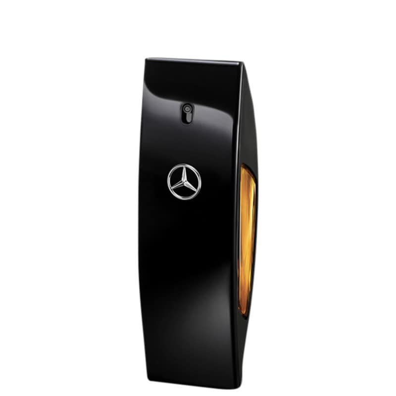 Mercedes-Benz Club Black Eau de Toilette - Perfume Masculino 50ml