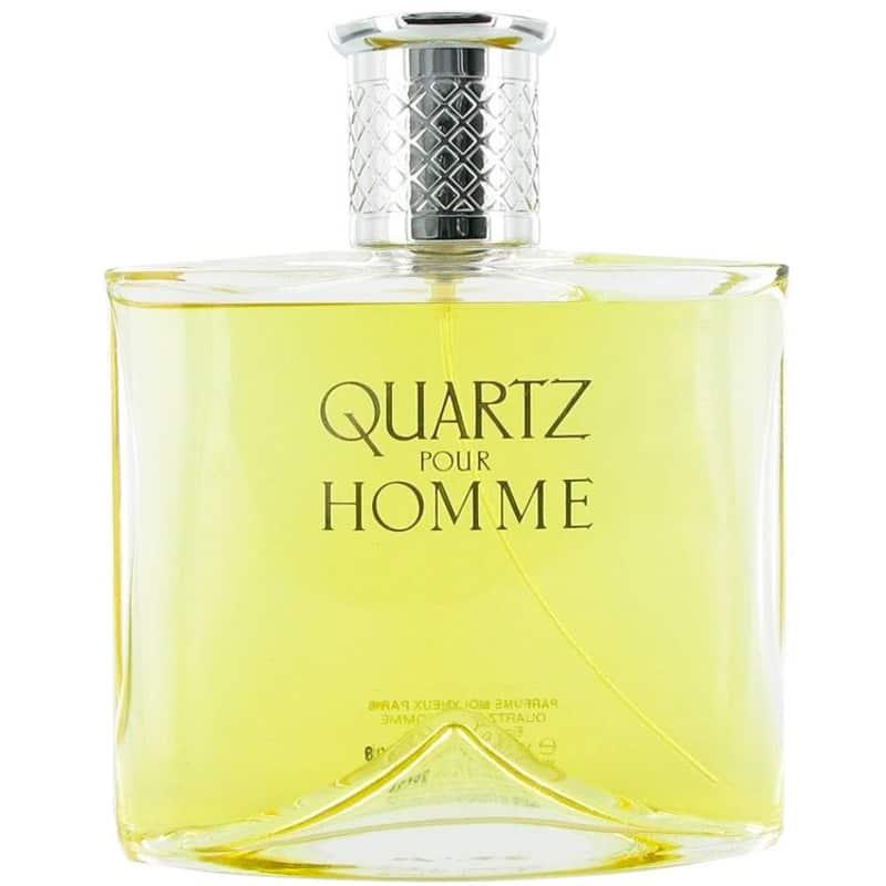 Quartz Pour Homme Molyneux Eau de Toilette - Perfume Masculino 50ml