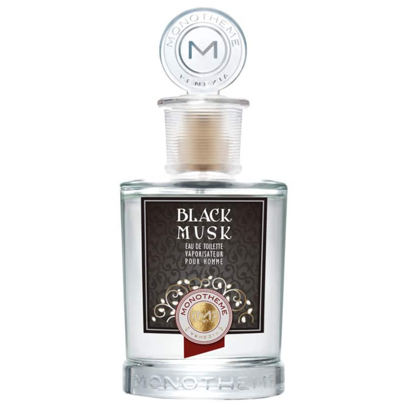 Black Musk Monotheme Eau de Toilette - Perfume Masculino 100ml