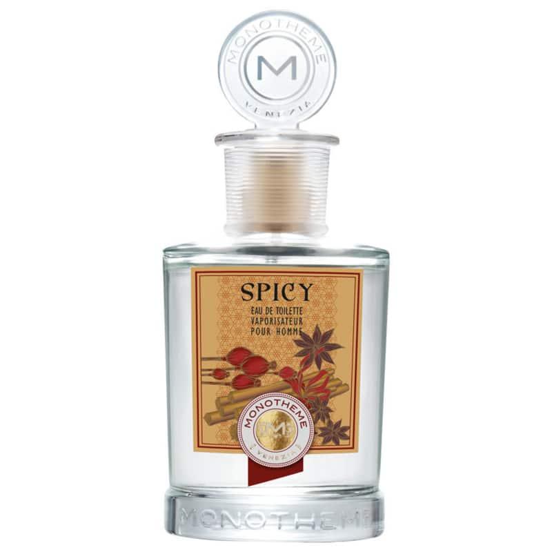 Spicy Monotheme Eau de Toilette - Perfume Masculino 100ml