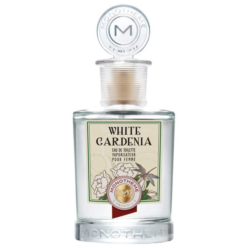 White Gardenia Monotheme Eau de Toilette - Perfume Feminino 100ml