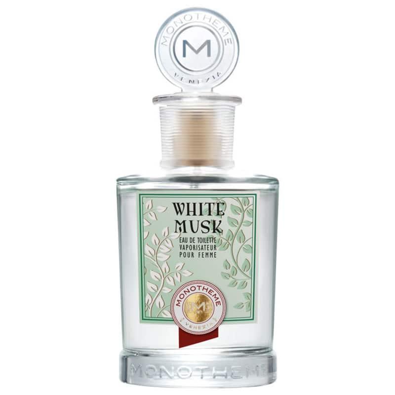 White Musk Monotheme Eau de Toilette - Perfume Feminino 100ml