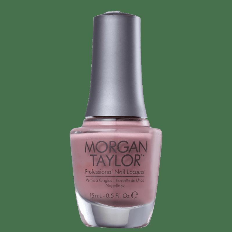 Morgan Taylor Coming Up Roses 10 - Esmalte Cremoso 15ml