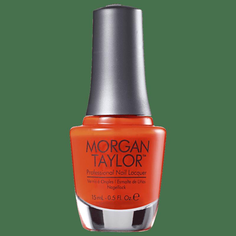 Morgan Taylor Orange Crush 50135 - Esmalte Cremoso 15ml