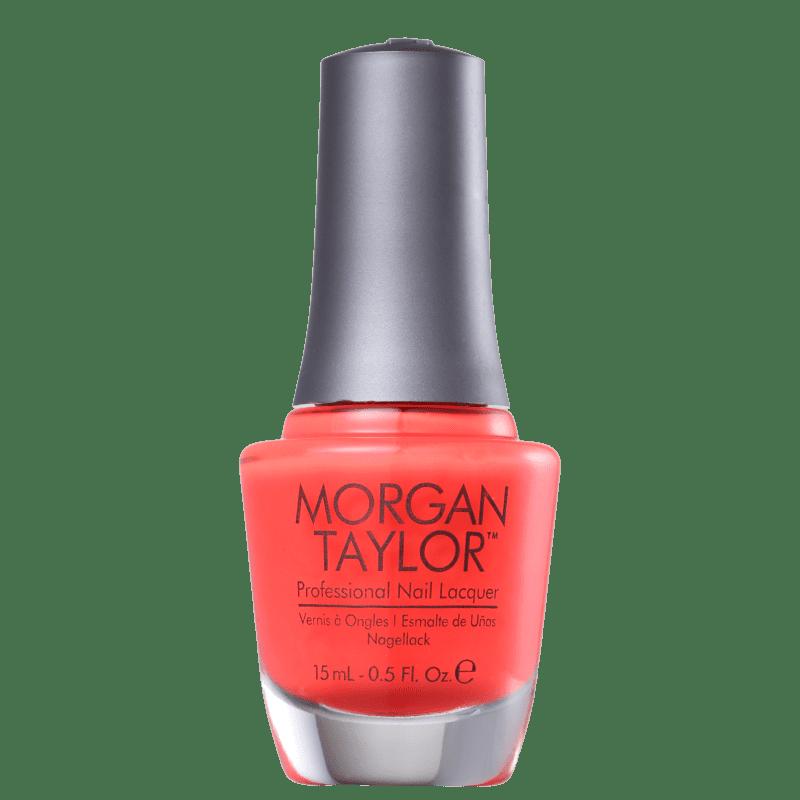 Morgan Taylor Sun Kissed Coral CG872 - Esmalte Cremoso 15ml
