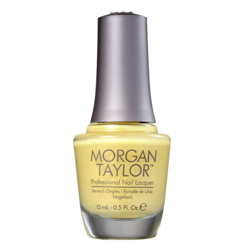 Morgan Taylor Beauty and the Beast Days In The Sun - Esmalte Cremoso 15ml
