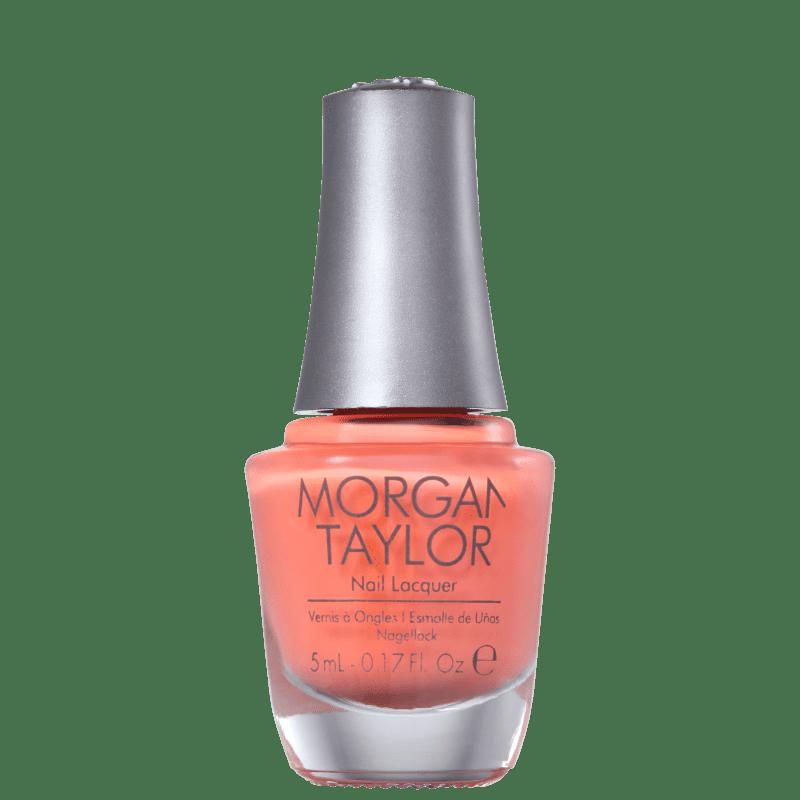Morgan Taylor Mini Candy Coated Coral 26 - Esmalte Cremoso 5ml