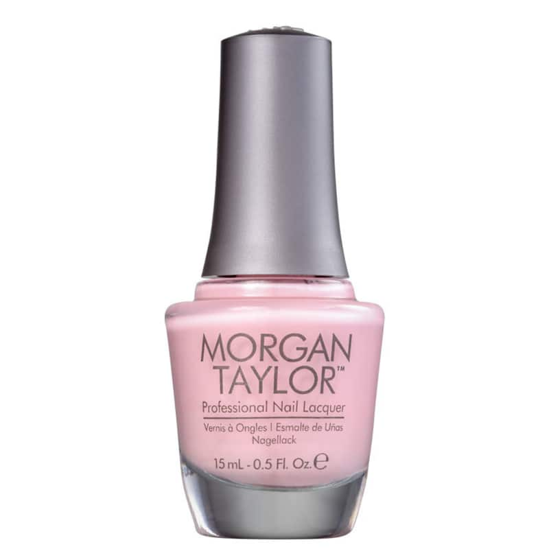Morgan Taylor Beauty and the Beast Plumette With Excitement - Esmalte Cremoso 15ml
