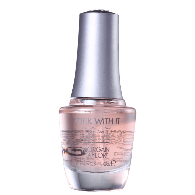 Morgan Taylor Stick With It - Base Incolor 15ml