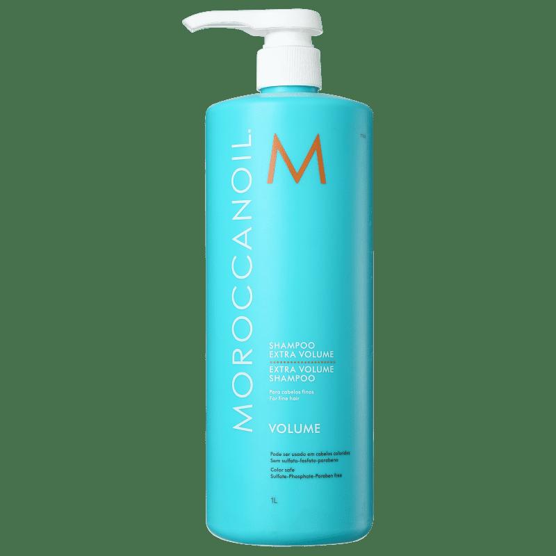 Moroccanoil Volume Extra - Shampoo sem Sulfato 1000ml