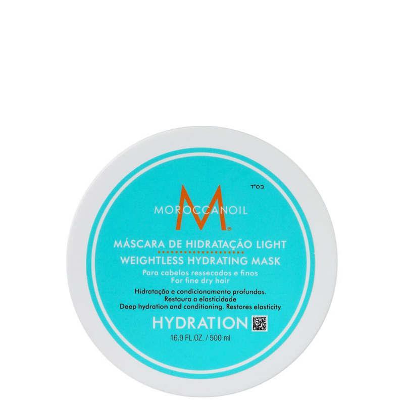 Moroccanoil Hydration Light - Máscara de Hidratação 500ml