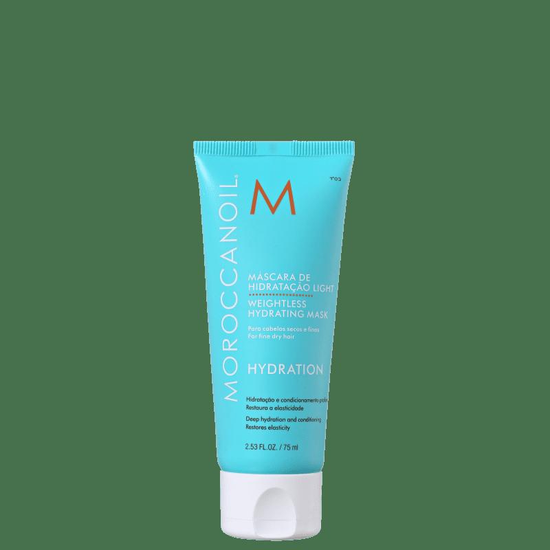 Moroccanoil Hydratation - Máscara de Hidratação Leve 75ml