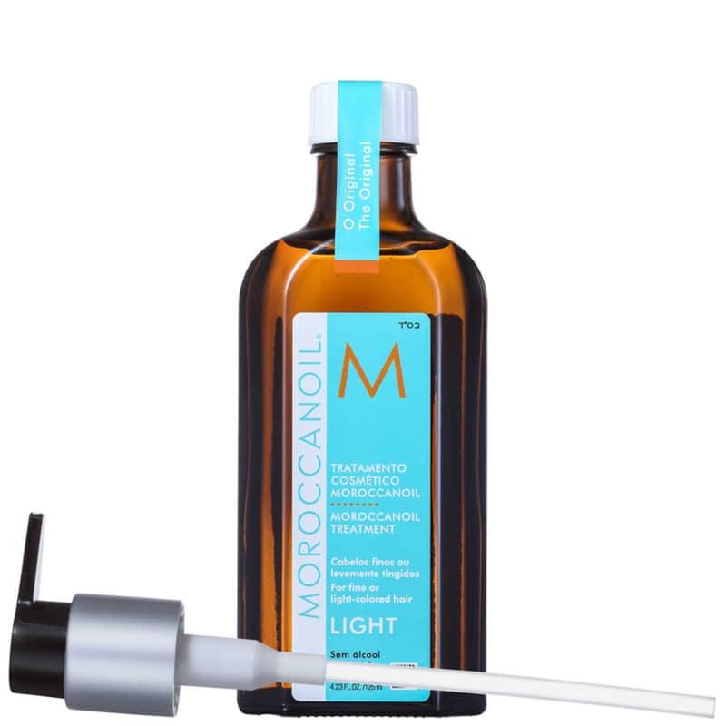 Moroccanoil Treatment Light Oil - Óleo Capilar 125ml