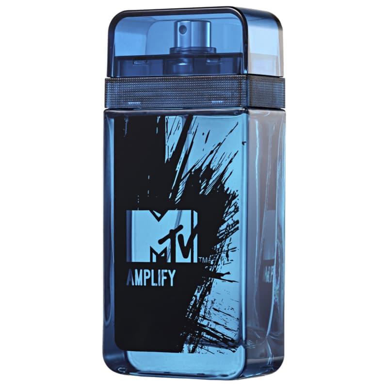 MTV Amplify Eau de Toilette – Perfume Masculino 75ml