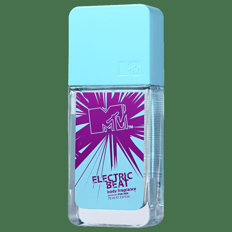 MTV Eletric Beat Body Fragrance - Body Spray Feminino 75ml