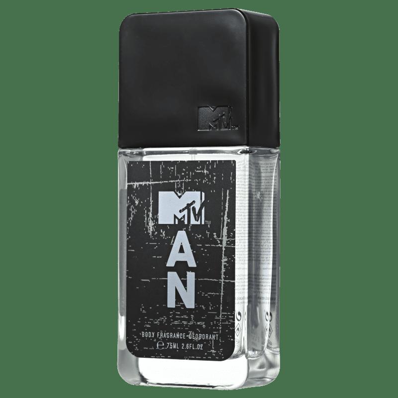 MTV Man Body Fragrance - Body Spray Masculino 75ml