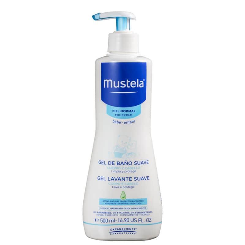 Mustela Bébé Dermo-Nettoyant - Gel de Limpeza 500ml