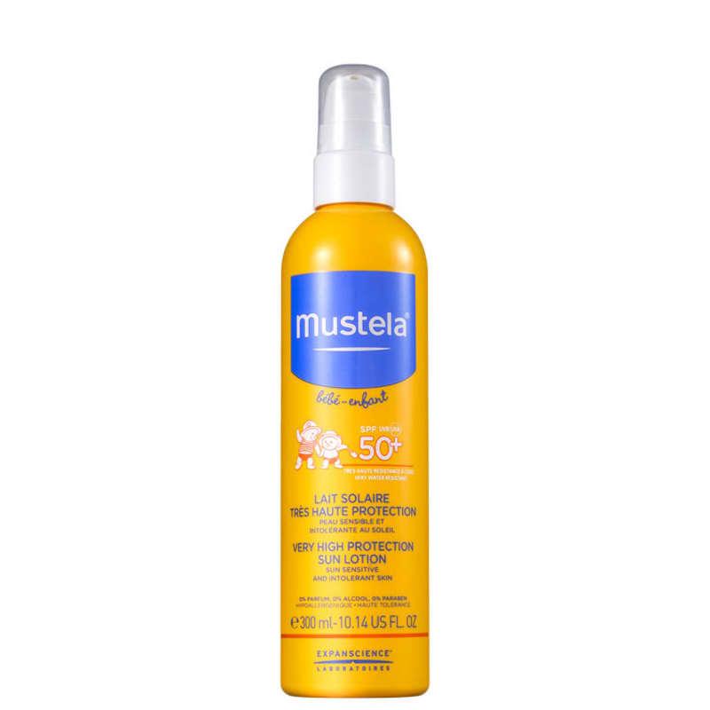 Mustela Solaire Bébé-Enfant FPS 50+ - Protetor Solar Infantil em Spray 300ml