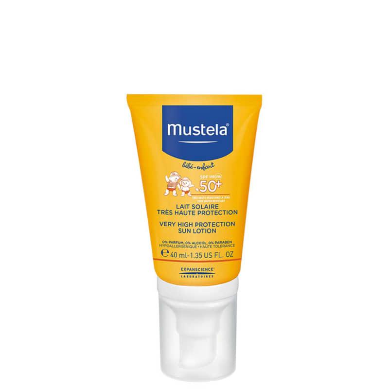 Mustela Bébé-Enfant FPS 50 - Protetor Solar Infantil 40ml