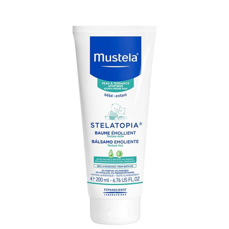 Creme Hidratante Corporal Mustela Stelatopia Baume Relipidant 200ml