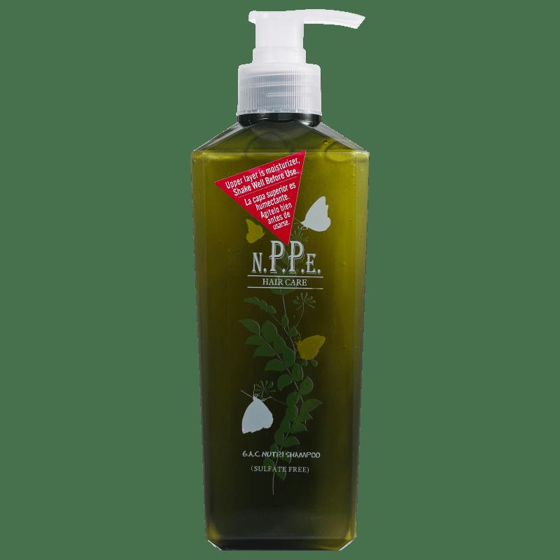 N.P.P.E. Herbal Gac Nutri - Shampoo sem Sulfato 480ml