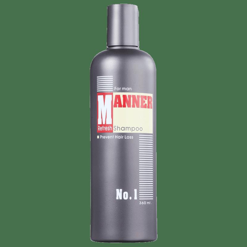N.P.P.E. Manner Nº 1 Refresh - Shampoo 360ml
