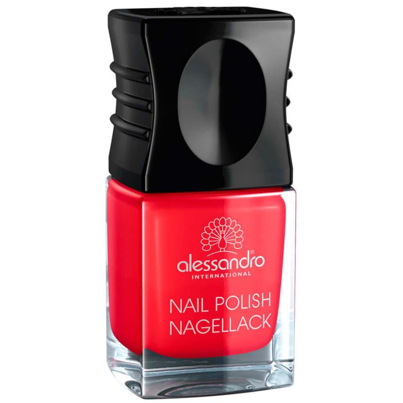 Alessandro International Nail Polish Girly Flush - Esmalte Cremoso 10ml