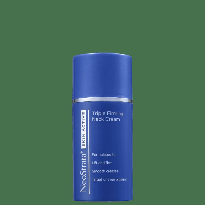 NeoStrata Skin Active Triple Firming Neck - Creme Anti-Idade para Pescoço e Colo 80g