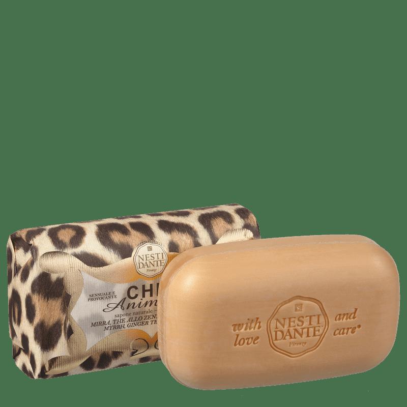 Nesti Dante Chic Animalier - Sabonete em Barra 250g