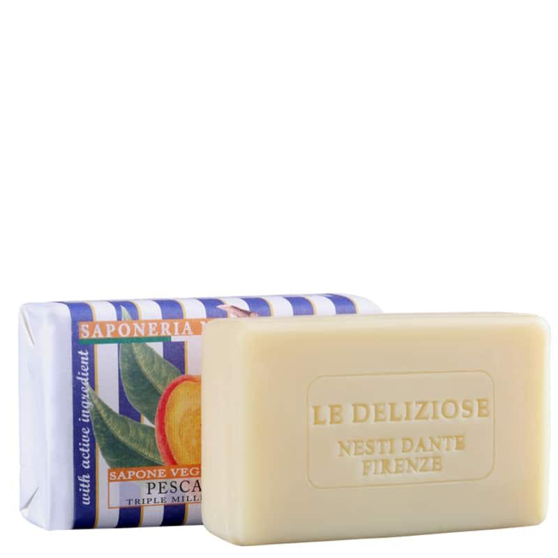 Nesti Dante Le Deliziose Pêssego - Sabonete em Barra 150g