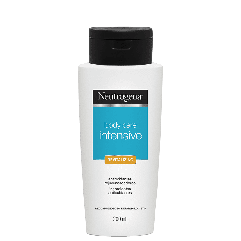 Neutrogena Body Care Intensive Revitalizing - Creme Hidratante Corporal 200ml